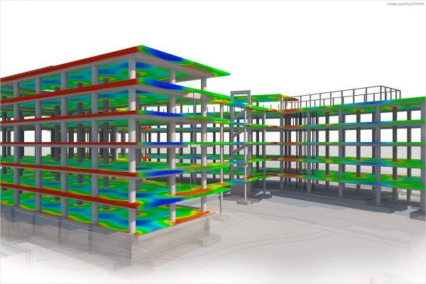 Revit 3D modelling